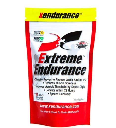 Xendurance 180 tab bag