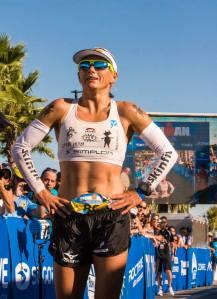 Yvonne van Vlerken Ironman Florida Champion, 2nd fastest bike split overall